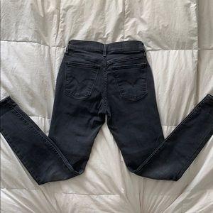 Levi's Jeans 710 Super Skinny Gray - Size 25